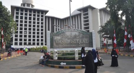 Wakil Presiden Jusuf Kalla Salat Idul Adha di Istiqlal