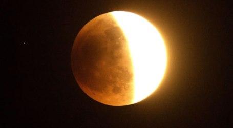 Jama'ah Muslimin (Hizbullah) Imbau Muslimin Shalat Gerhana Bulan