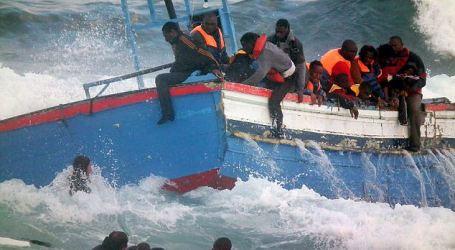 Perahu Pengungsi Terbakar, Mayat Ibu dan Anak Ditemukan di Laut Mediterania