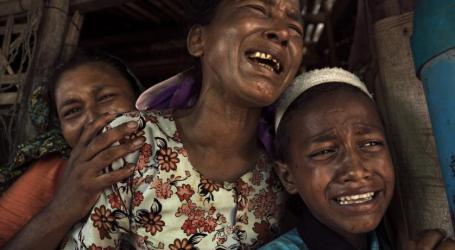 Amnesty: Myanmar Gunakan Ranjau Mematikan untuk Cegah Pengungsi Rohingya Kembali