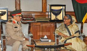Bangladesh Minta Tingkatkan Kerja Sama Militer dengan Arab Saudi