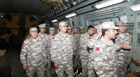 Turki-Qatar Latihan Militer Gabungan di Doha