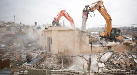 B'Tselem: Penggusuran Rumah Warga Al-Quds di 2019 Alami Peningkatan