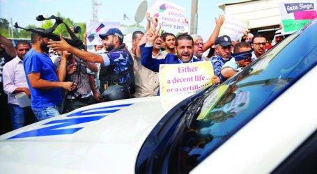 Sekjen PBB Serukan Pencabutan Blokade Gaza