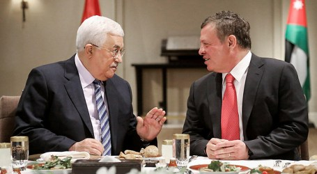 Raja Yordania Tegaskan Dukungannya untuk Rakyat Palestina