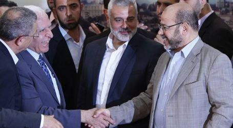 Mesir Undang Hamas Hadiri Pembicaraan Rekonsiliasi Baru