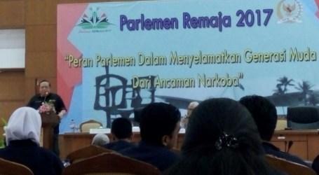 10 Siswa Madrasah Aliyah Terpilih Sebagai Peserta Parlemen Remaja 2017