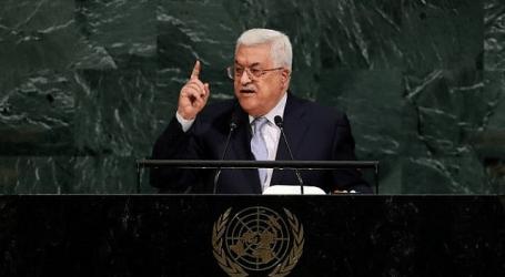 Abbas Sebut Sepuluh Hal untuk Solusi Perdamaian Palestina-Israel