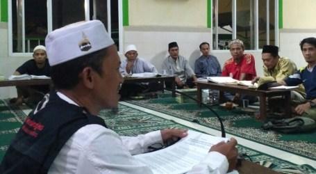 Jamaah Masjid Nurul Jannah Kapuk Jakut Kaji tentang Khilafah