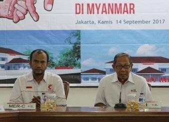 RSI di Myanmar Murni Inisiasi Masyarakat Indonesia