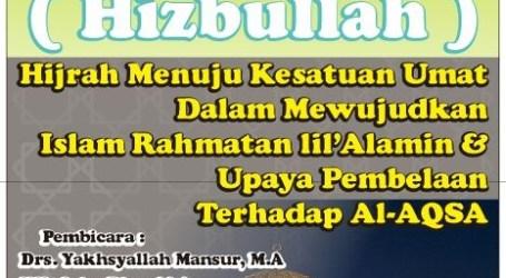 Jama'ah Muslimin (Hizbullah) Purwakarta Adakan Tabligh Akbar dan Longmarch Al-Aqsha