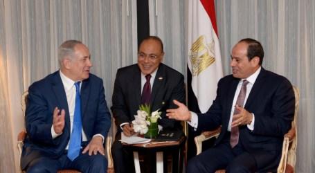 Netanyahu dan Al-Sisi Bertemu Terbuka di New York