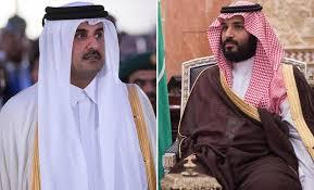 Emir Qatar Hubungi Pangeran Mahkota Saudi Untuk Dialog