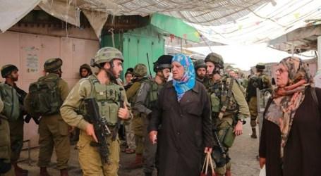 Tentara Israel Perluas Kekuasaannya di Hebron untuk Fasilitasi Pemukim