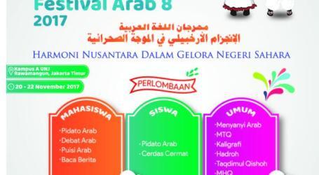 UNJ Adakan Semarak Festival Arab Nasional