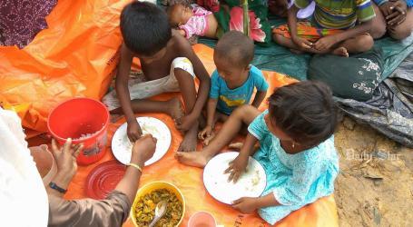 WFP: Myanmar Izinkan PBB Kirim Bantuan ke Rakhine