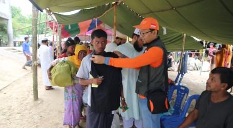 Tim Rumah Zakat Kunjungi Pengungsi Rohingya di Teknaf