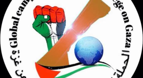 Kampanye Global Luncurkan Aksi Pencabutan Blokade Gaza