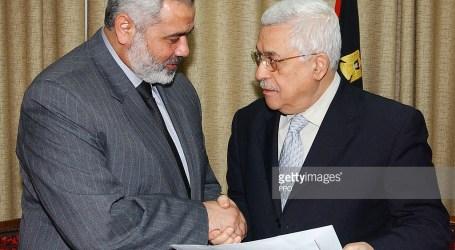 Haniya Telepon Abbas Bicara Lanjutan Rekonsiliasi