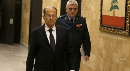 Presiden Lebanon: Serangan Drone Israel Deklarasi Perang
