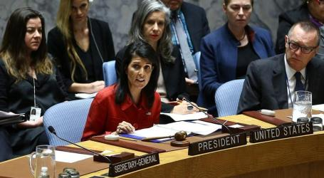 AS Minta Dewan Keamanan PBB Cegah Penggunaan Senjata Kimia