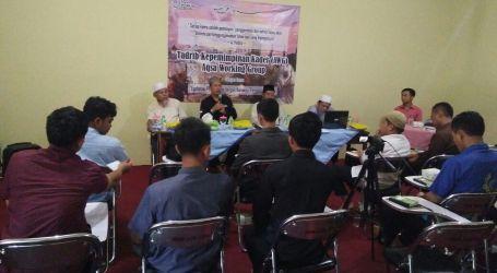 AWG Biro Lampung Adakan Tadrib Kepemimpinan Kader