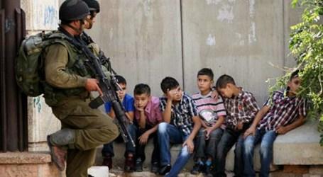 Polisi Israel Tembak Enam Anak Palestina di Yerusalem