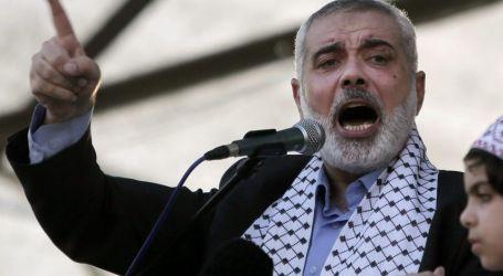 Haniyah: Yerusalem Kota Tak Terpisahkan