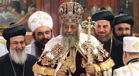 Kepala Gereja Koptik Mesir Batalkan Pertemuan dengan Pence