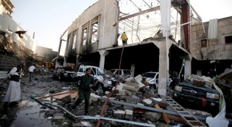 UE Prihatin Serangan Koalisi Saudi ke Penjara di Yaman