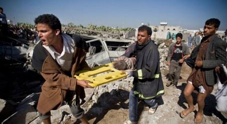 Serangan Udara Koalisi Arab Bunuh Lebih 50 Orang di Yaman