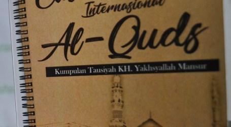Buku Kumpulan Tausyiah KH. Yakhsyallah Mansur Diluncurkan