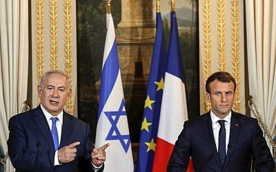 Netanyahu Mendapat Banyak Tekanan dari Uni Eropa