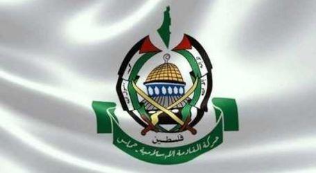 Hamas Minta Otoritas Palestina Ambil Sikap Tegas Pasca Keputusan Partai Likud