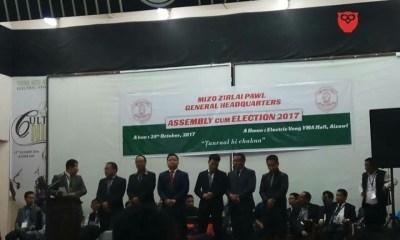 Badan Mahasiswa di Mizoram, India Menentang Pembangunan Masjid