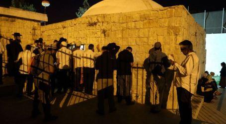 Ekstremis Yahudi Serang Situs Arkeologi di Dekat Nablus