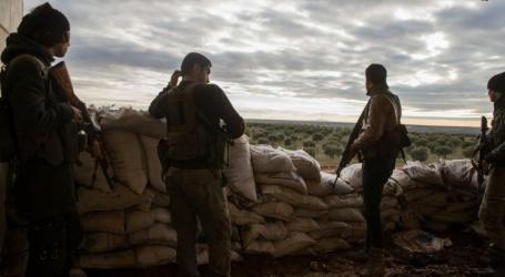 Turki Targetkan Posisi Kurdi di Afrin Suriah