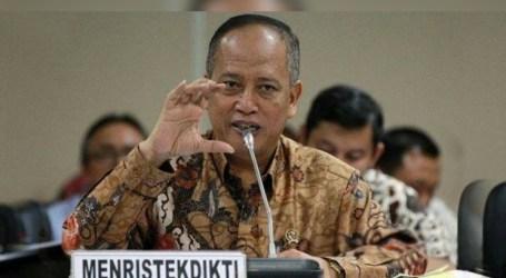 Pemerintah Targetkan Lima Rektor Asing Pimpin Universitas Indonesia