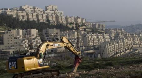 Peace Now: Israel Setujui Pembangunan 1.329 Unit Rumah