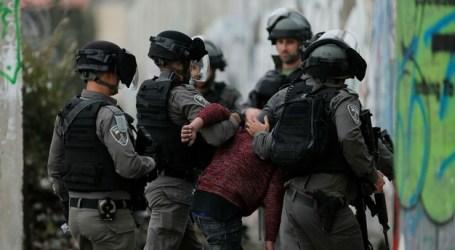 Selama 2017 Israel Tahan 6.742 Warga Palestina, 1.467 Anak-anak