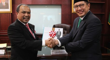 Malaysia Ingin Jajaki Kerjasama Sertifikasi Halal dengan Indonesia