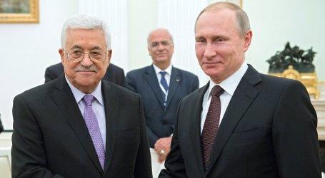 Putin-Abbas Bertemu di Moskow