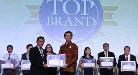 BNI Syariah Raih Penghargaan Top Brand Award 2018