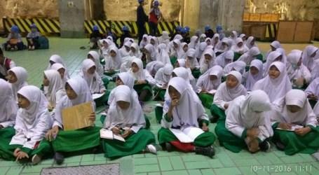 MI Tahfidz Al-Fatah Butuh Perpustakaan dan Rumah Quran