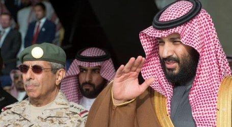 Putra Mahkota Arab Saudi Tiba di Kairo