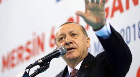 Erdogan: Sekitar 4.250 Teroris Dilumpuhkan, Perdagangan Narkotik Diputus