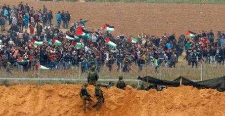 Persatuan Ulama Muslim Internasional Dukung 'Great Return March' Palestina