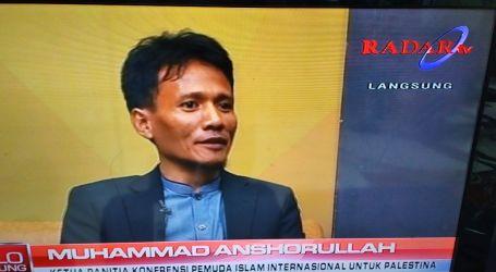 Anshorullah: Masyarakat Lampung Cinta Al-Aqsha