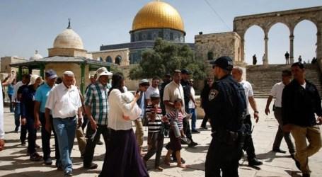 """Tema Tabligh Akbar Jama'ah Muslimin """"Bebaskan Masjid Al-Aqsa"""""""