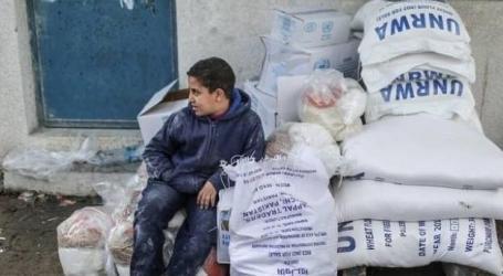 Defisit Keuangan UNRWA Capai 200 Juta Dolar AS